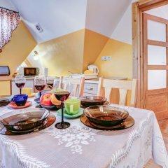 Отель Miodowy Косцелиско в номере