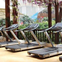 Отель InterContinental Chengdu Global Center фитнесс-зал
