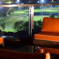 Отель The Bayleaf Intramuros Филиппины, Манила - отзывы, цены и фото номеров - забронировать отель The Bayleaf Intramuros онлайн балкон