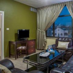 Days Inn Hotel Suites Amman комната для гостей