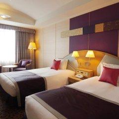 Отель Ginza Creston Токио комната для гостей фото 3