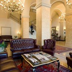 Park Hotel Pacchiosi Парма интерьер отеля