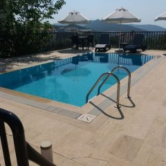 Villa Emir Турция, Калкан - отзывы, цены и фото номеров - забронировать отель Villa Emir онлайн бассейн фото 2