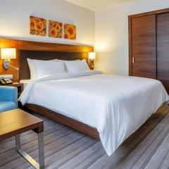 Отель Hilton Garden Inn Ufa Riverside Уфа комната для гостей фото 4