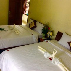 Отель An Bang Sunset Village Homestay комната для гостей фото 5