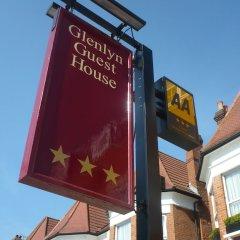 Отель Glenlyn Apartments Великобритания, Лондон - отзывы, цены и фото номеров - забронировать отель Glenlyn Apartments онлайн вид на фасад фото 7