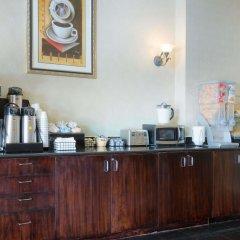 Отель Howard Johnson by Wyndham Washington DC США, Вашингтон - отзывы, цены и фото номеров - забронировать отель Howard Johnson by Wyndham Washington DC онлайн питание фото 3