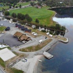 Отель Rullestad Camping пляж