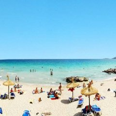 Hotel Joan Miró Museum пляж фото 2