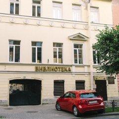 FJC Loft Hostel парковка