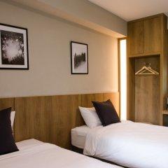 Отель B Stay Hotel Таиланд, Бангкок - отзывы, цены и фото номеров - забронировать отель B Stay Hotel онлайн комната для гостей фото 3