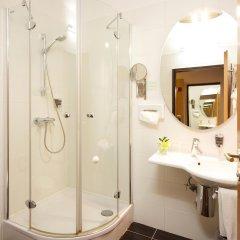Ambra Hotel Будапешт ванная