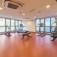 COOP Hotel фитнесс-зал