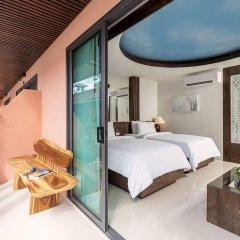 Отель Naina Resort & Spa балкон