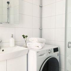 Отель Roost Korkea Финляндия, Хельсинки - отзывы, цены и фото номеров - забронировать отель Roost Korkea онлайн ванная