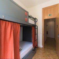 Hub Lisbon Patio Hostel Лиссабон интерьер отеля