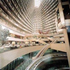 Отель PARKROYAL COLLECTION Marina Bay Сингапур балкон