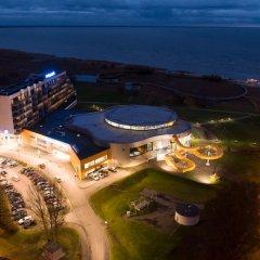 Отель Spa Tervise Paradiis пляж