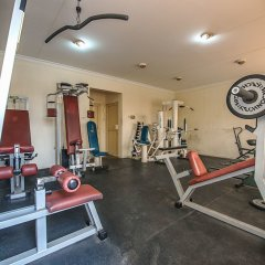 Отель Frsan Plaza фитнесс-зал фото 4