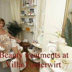 Отель Villa Turnerwirt Австрия, Зальцбург - отзывы, цены и фото номеров - забронировать отель Villa Turnerwirt онлайн спа