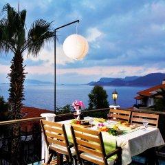 Amphora Hotel Турция, Патара - отзывы, цены и фото номеров - забронировать отель Amphora Hotel онлайн балкон