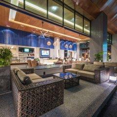 Отель The Beach Heights Resort Таиланд, Пхукет - 7 отзывов об отеле, цены и фото номеров - забронировать отель The Beach Heights Resort онлайн интерьер отеля фото 2