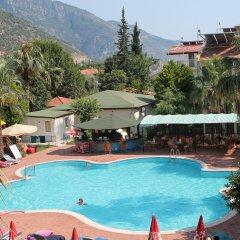Mavi Belce Hotel Турция, Олюдениз - 1 отзыв об отеле, цены и фото номеров - забронировать отель Mavi Belce Hotel онлайн бассейн фото 3