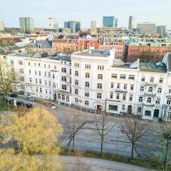 relexa hotel Bellevue балкон