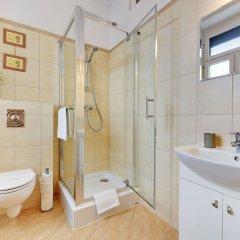 Апартаменты Lion Apartments - Sopockie Klimaty Сопот ванная
