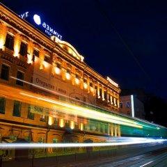 Отель AZIMUT Moscow Tulskaya (АЗИМУТ Москва Тульская) вид на фасад фото 2