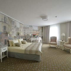 Гостиница Реноме комната для гостей фото 5
