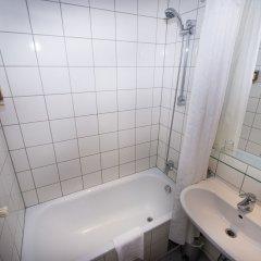 Отель Clima Cityhotel Vienna Австрия, Вена - 2 отзыва об отеле, цены и фото номеров - забронировать отель Clima Cityhotel Vienna онлайн ванная фото 2