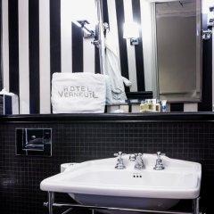 Отель VERNEUIL Париж ванная фото 2