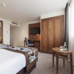 Отель Thistle Kensington Gardens Великобритания, Лондон - отзывы, цены и фото номеров - забронировать отель Thistle Kensington Gardens онлайн комната для гостей фото 2