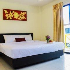 Отель Nirvana Inn комната для гостей