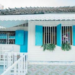 Отель Villa Siam And Spa Бангкок бассейн фото 3