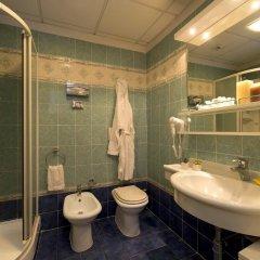 Отель Grand Hotel Admiral Palace Италия, Кьянчиано Терме - отзывы, цены и фото номеров - забронировать отель Grand Hotel Admiral Palace онлайн ванная
