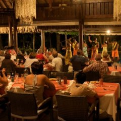 Отель Maitai Polynesia Французская Полинезия, Бора-Бора - отзывы, цены и фото номеров - забронировать отель Maitai Polynesia онлайн помещение для мероприятий