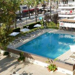 Отель Planas Испания, Салоу - 4 отзыва об отеле, цены и фото номеров - забронировать отель Planas онлайн бассейн