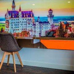 Отель Kreis Residenz Мюнхен гостиничный бар