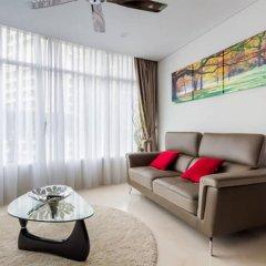Отель Vortex KLCC Apartments Малайзия, Куала-Лумпур - отзывы, цены и фото номеров - забронировать отель Vortex KLCC Apartments онлайн комната для гостей