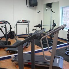 Отель Rio Vista Inn фитнесс-зал фото 2