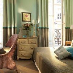 Отель Hôtel Sainte-Beuve комната для гостей фото 2
