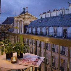Отель Le Pradey балкон