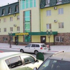Гостиница Анзас парковка