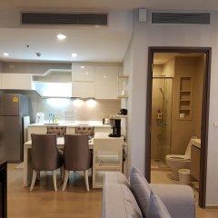 Отель Bangkok Luxury Suites Pyne в номере