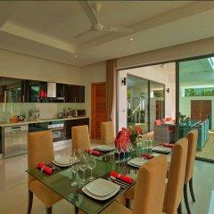 Отель Baannaraya Exclusive Pool Villa Residence в номере