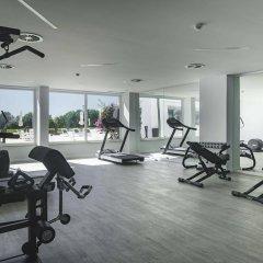 Отель MH Atlântico фитнесс-зал
