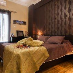 Апартаменты Spacious Safe Apartment Walk Acropolis комната для гостей фото 2