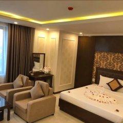 Отель Sun & Sea Hotel Вьетнам, Нячанг - отзывы, цены и фото номеров - забронировать отель Sun & Sea Hotel онлайн комната для гостей фото 2